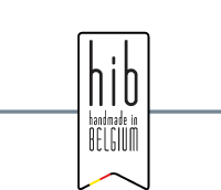 Logo Handmade in Belgium